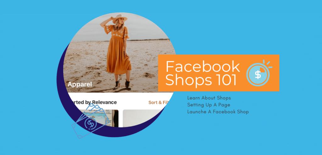 retailer facebook shops set-up