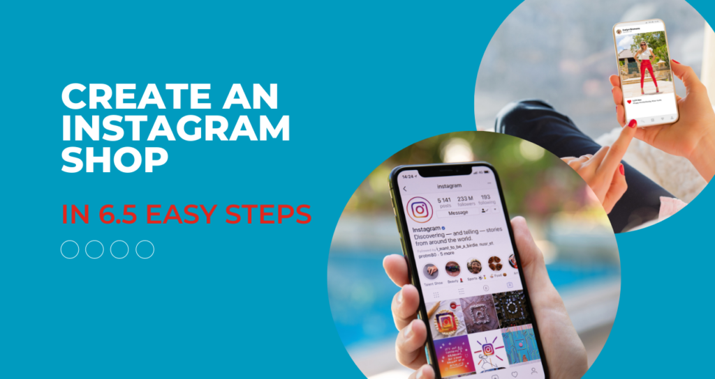 How to Set up An Instagram Shop