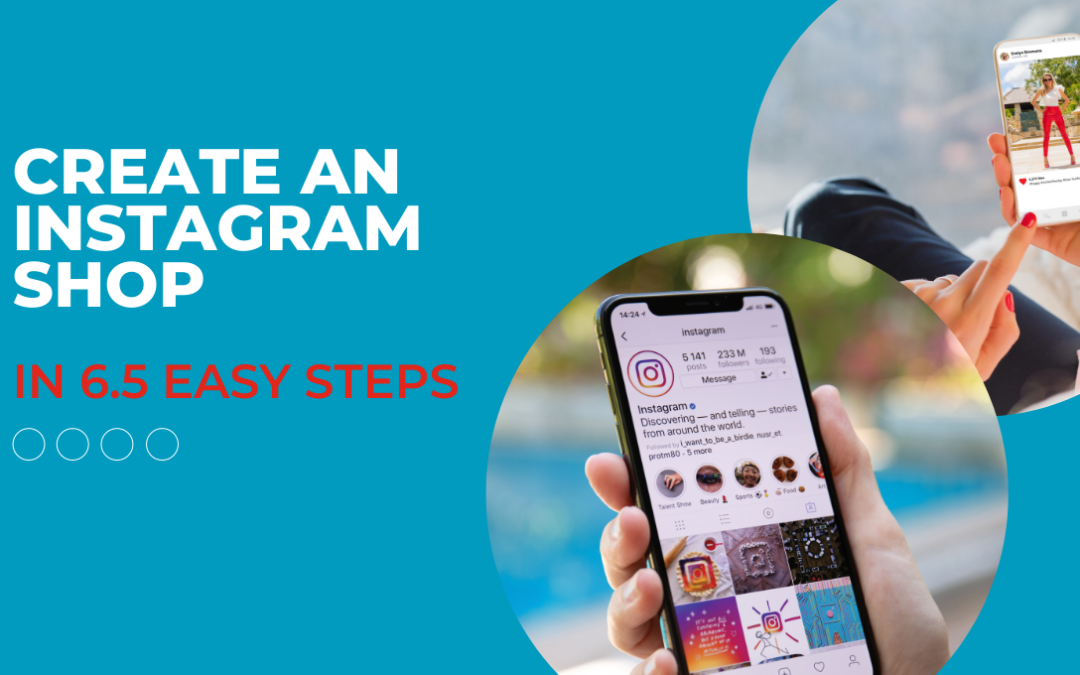 How to Set Up An Instagram Shop in 6.5 Easy Steps