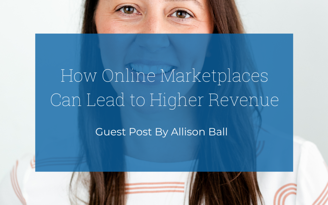 Increase Your Sales: How Online Marketplaces Can Lead to Higher Revenue for Food & Beverage Suppliers