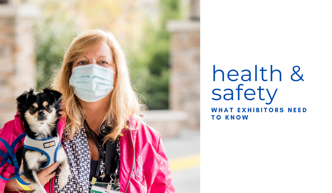 Health and Safety Update: What Event Exhibitors Should Know