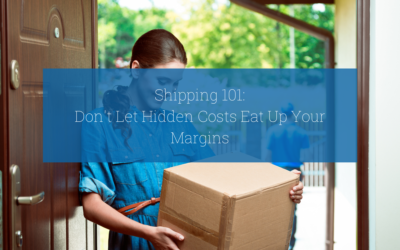 Don't Let Shipping Costs Eat Your Margins