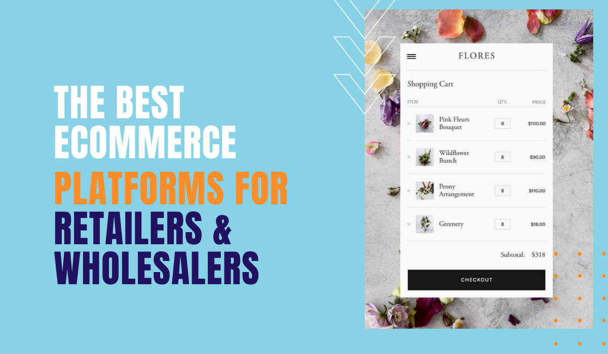 e-commerce for wholesalers